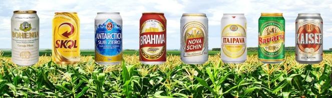cervejas industrializadas