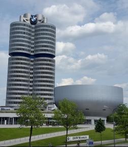 predio da BMW