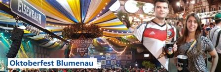Banner - oktoberfest blumenau