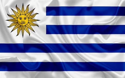 bandeira uruguai