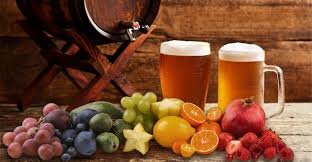 fruit beer