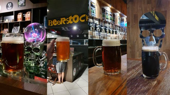chop beerstock