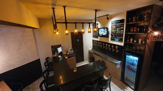 tap house cervejaria pampulha